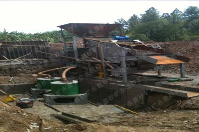 公司发往尼加拉瓜的选金设